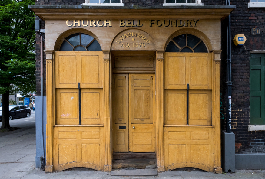 Whitechapel Bell Foundry Looks Set To Become A Boutique Hotel