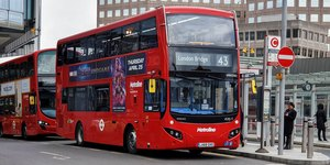 Two Full Routes Of Electric Double Decker Buses Coming To London