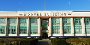 Will The Iconic Hoover Building Be Ruined By A New 22-Storey Building?