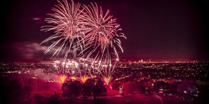 Alexandra Palace Fireworks Festival 2019: Tickets On Sale Now