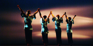 Athleticism, Grace and Versatility: Alvin Ailey At Sadler's Wells