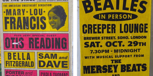 Curious Posters From Edgar Wright's Upcoming 'Last Night In Soho' Found In Alleyway