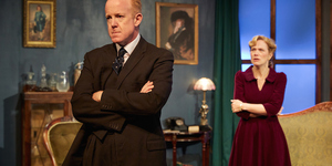 Theatre Review: Black Chiffon At Park Theatre