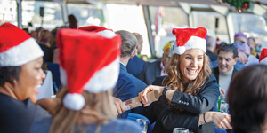 Looking For The Ultimate Festive Party? Take A Christmas Cruise Down The Thames