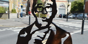 What Connects Michael Caine, Ronnie Corbett And Nicola Adams? London's Portrait Benches