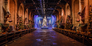 Tickets For Hogwarts Christmas Dinner In The Great Hall Go On Sale Next Week