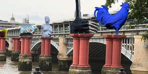 Let's Use The Blackfriars Stumps As An Archive For Fourth Plinth Commissions