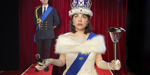 Coronation Treat: Crown Dual Satirises Hit TV Show The Crown