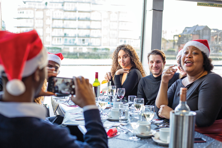 A Christmas Cruise.Looking For The Ultimate Festive Party Take A Christmas