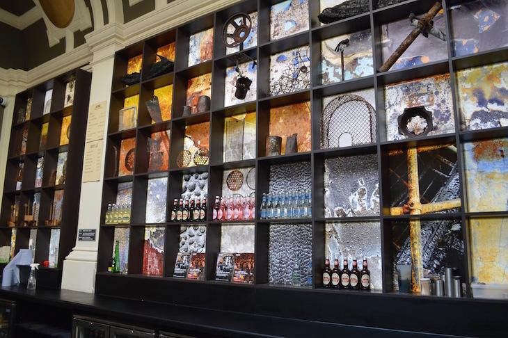 Bar at the Great Hall
