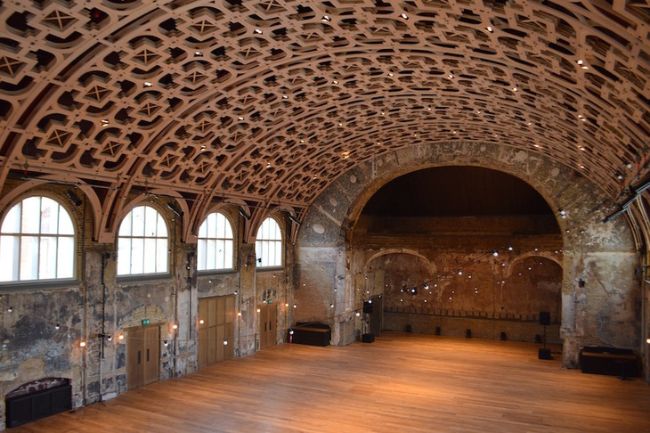 Great Hall, BAC