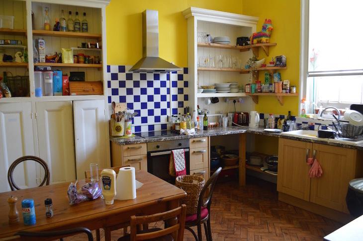 A kitchen at BAC
