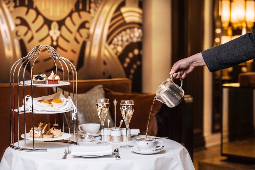 12 Tempting New Afternoon Teas To Try In London This Month: October 2019