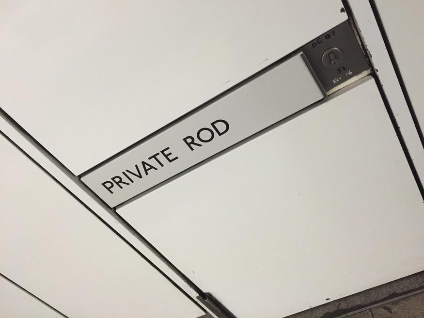 Private Rod