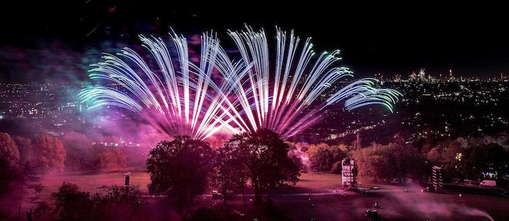 Alexandra Palace Fireworks Festival 2019: Tickets On Sale