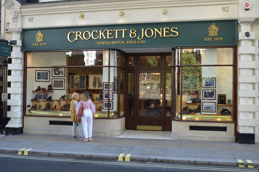 Posh & Posher: The Many Ampersand Shops Of Jermyn Street