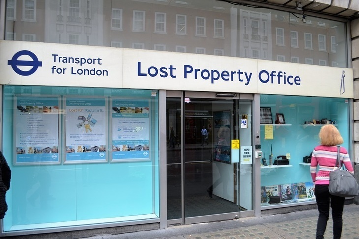 TfL's Famous Lost Property Office Is Moving To South Kensington