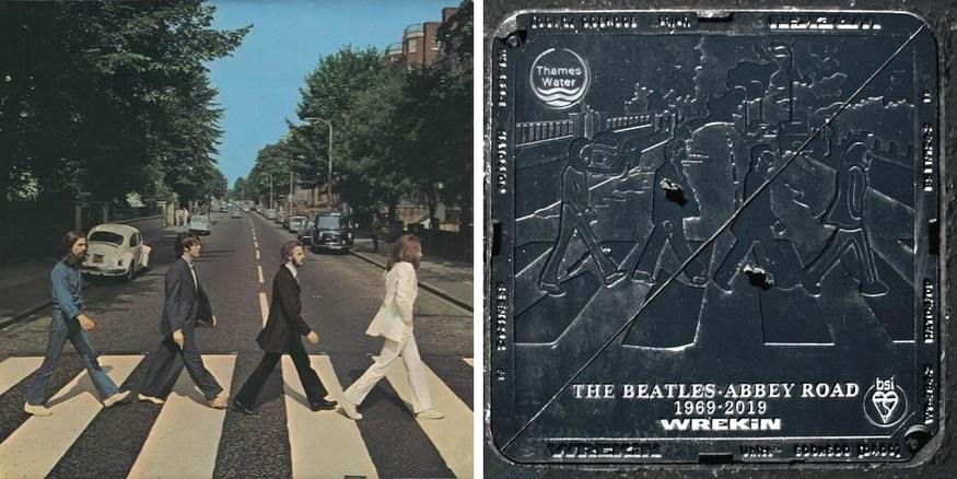The Beatles Announce 'Abbey Road' 50th Anniversary Editions | 438x875
