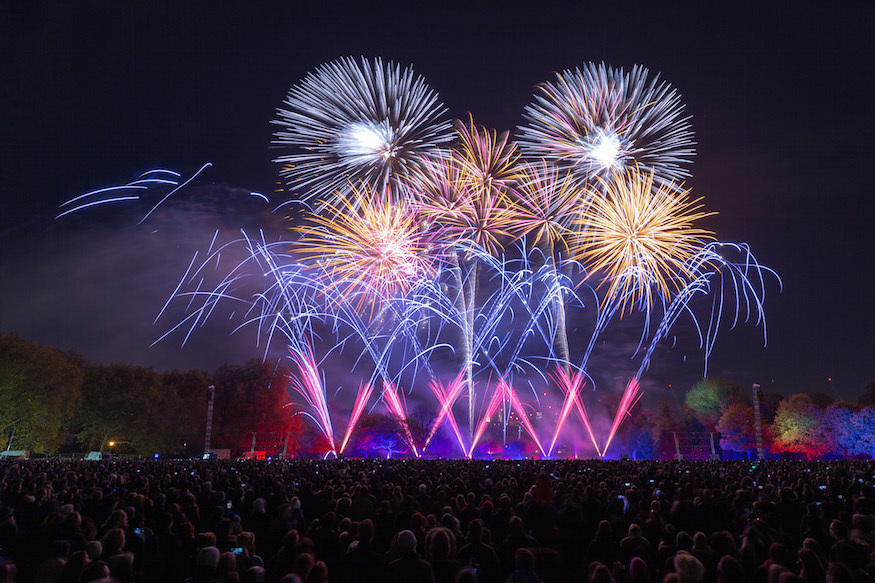 Tickets For Battersea Park's Firework Display Available Now