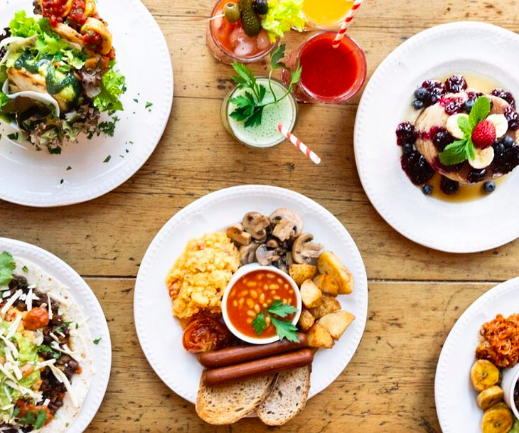 London's Best Vegan Brunch
