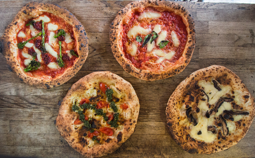 Eat Pizza To Fight Homelessness At This Amazing Pizza Joint In Brixton