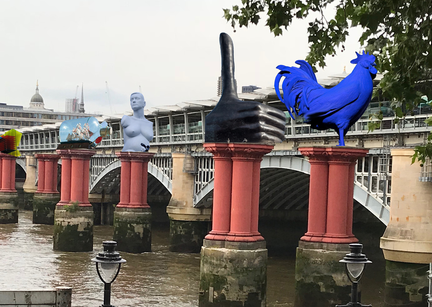 Fourth Plinth commissions on stumpy
