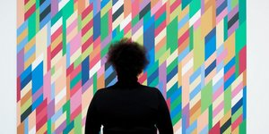 Lots Of Dots But Not Enough Ambition In The Bridget Riley Exhibition At Hayward Gallery
