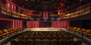 Inside The West End's Brand New Theatre