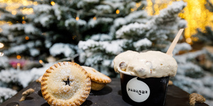 Ho, Ho, Holy Moly, Don't Miss Your Free Tickets To This Christmas Food Festival