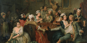 Review: This William Hogarth Exhibition Is The Most Debauched (And Probably Best) Exhibition You'll See In 2019