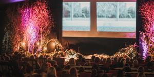 Walk Through A Wardrobe And Watch Christmas Films Inside A Secret Snow Kingdom
