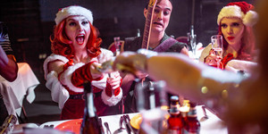 After A Real Cracker Of A Christmas Party? Take The Team To Camden