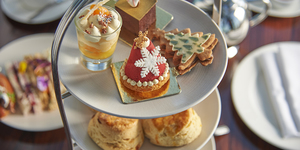 8 Of The Most Festive Christmas Afternoon Teas In London This Year