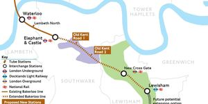 TfL Wants You To Name The New Bakerloo Line Stations