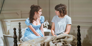 Universally Acknowledged Fun: The Watsons At Menier Chocolate Factory