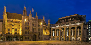 Set Your Festive Spirit Sparkling At Guildhall's Historic Christmas Market