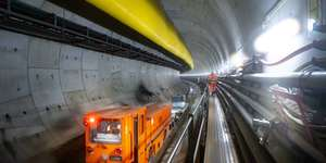 An Inside Look At Tideway: London's Super Sewer