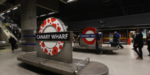Where To Find TfL's Poppy Roundels