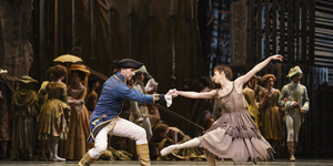 The Ballet Season Starts With A Bang: Manon At Royal Opera House