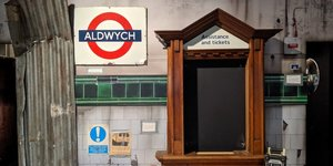 Hidden London: Thoughtful Design And Fascinating Facts At London Transport Museum's Best Exhibition Yet