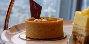 Highly Recommended: Autumn Afternoon Tea 32 Floors Above London At Oblix