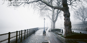 7 Ethereal Images Of London In The Fog