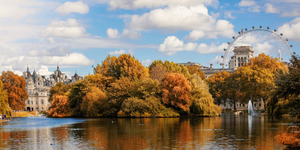 28 Fantastic And Fiery Photos Of London In Autumn