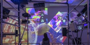Technology And Nature Collide In Tate Modern's Nam June Paik Exhibition