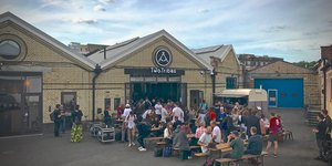 Score Your Train Beers From This Hidden Brewery Near King's Cross