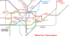 How The Tube Stations Might Have Been Named