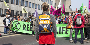 Everything You Need To Know About Extinction Rebellion's Latest Protest