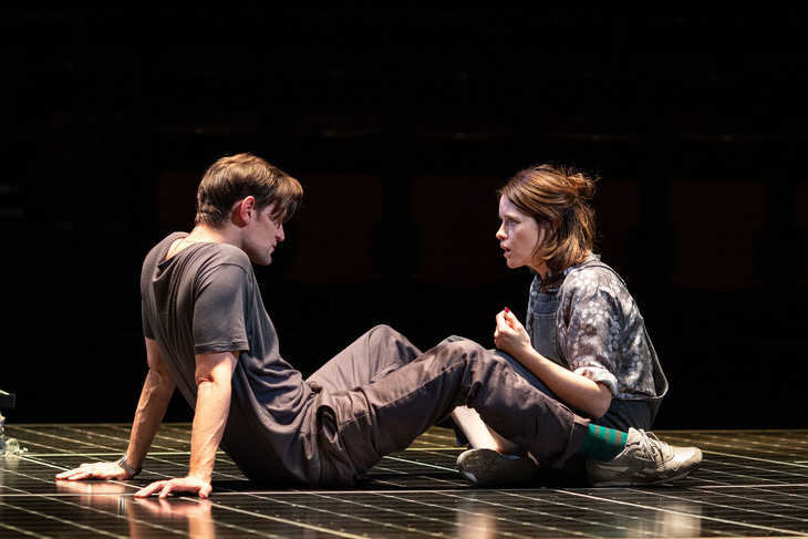 Claire Foy and Matt Smith in Lungs at The Old Vic