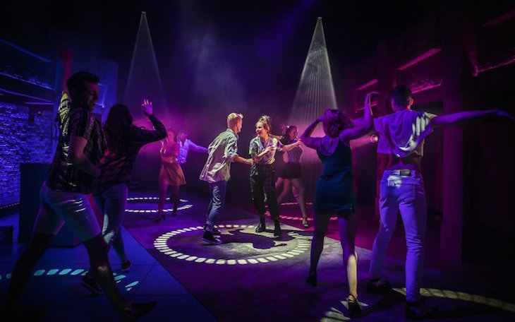 Soho Cinders at Charing Cross Theatre: theatre shows in London for Christmas 2019