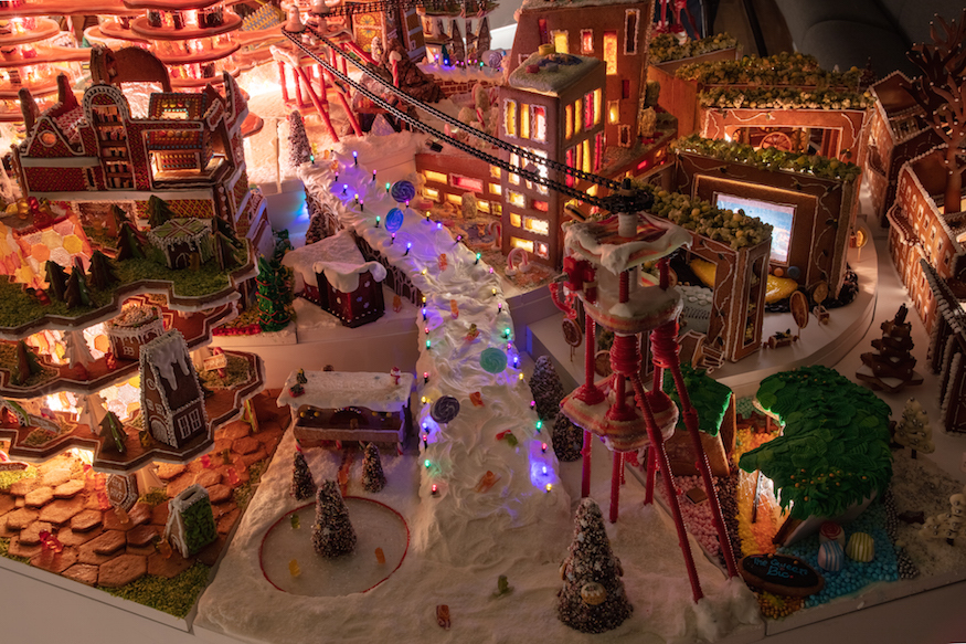 This Model City Made Entirely From Gingerbread Is Going On Display In London
